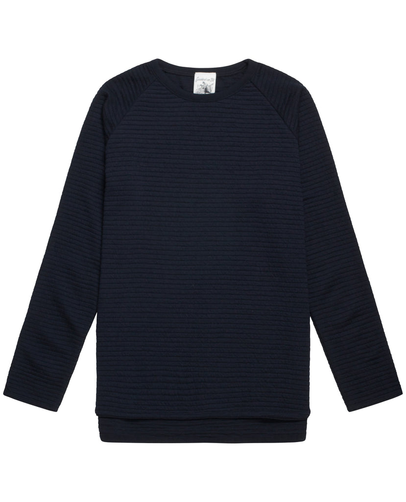 VISTA crew neck<br>royal navy
