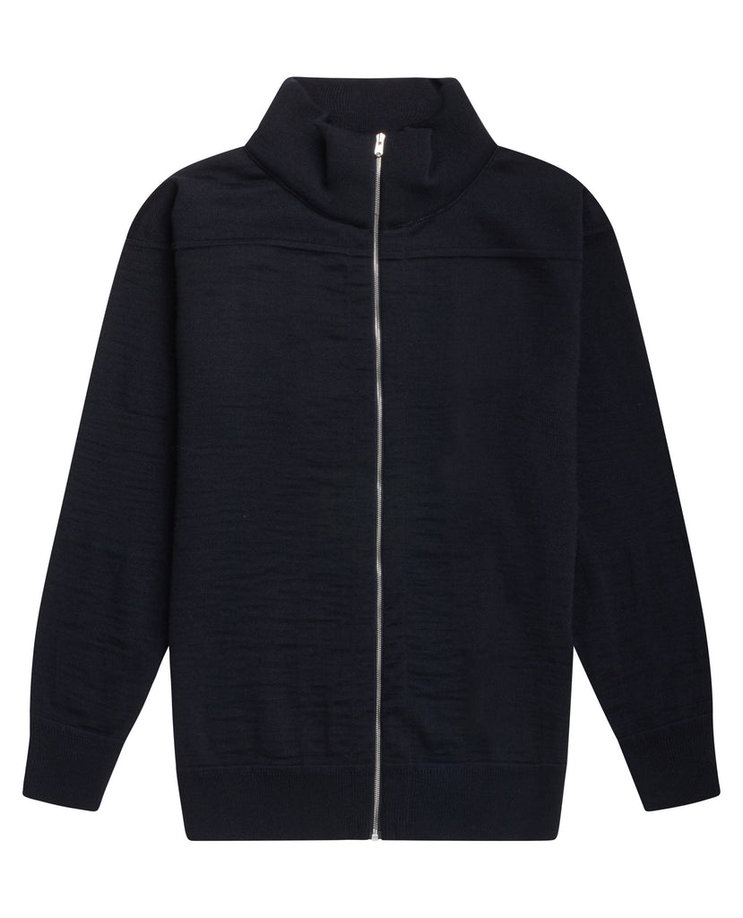 ELEMENT full zip | lang lynlås<br>navy blue [2]