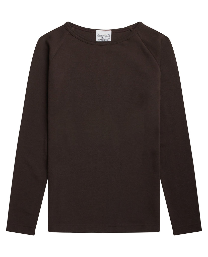 DRIVE blouse<br>Brown