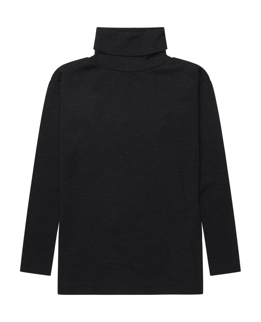 ALIAS roll neck<br>black soil blend
