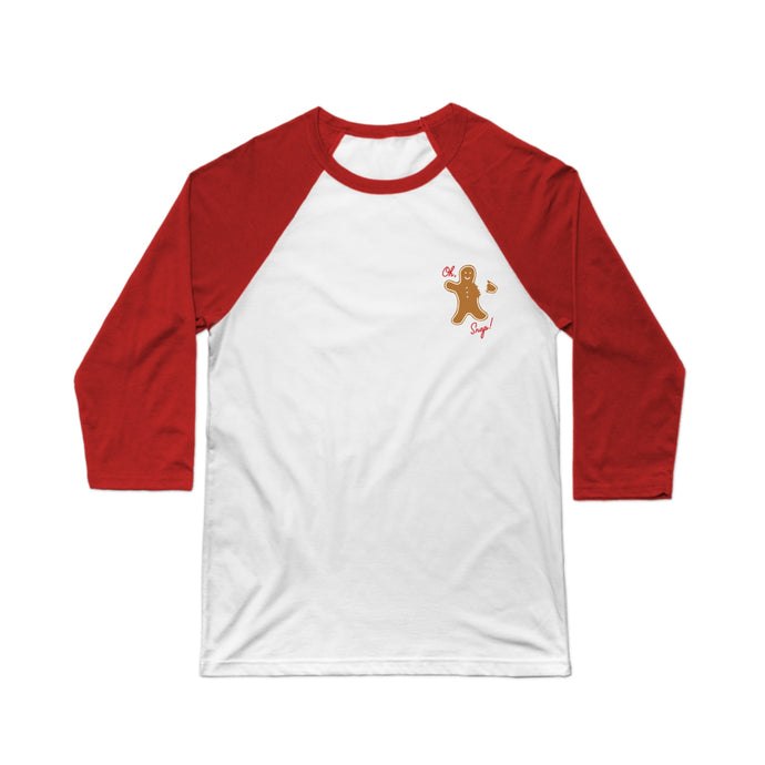 Oh Snap! Baseball T-Shirt