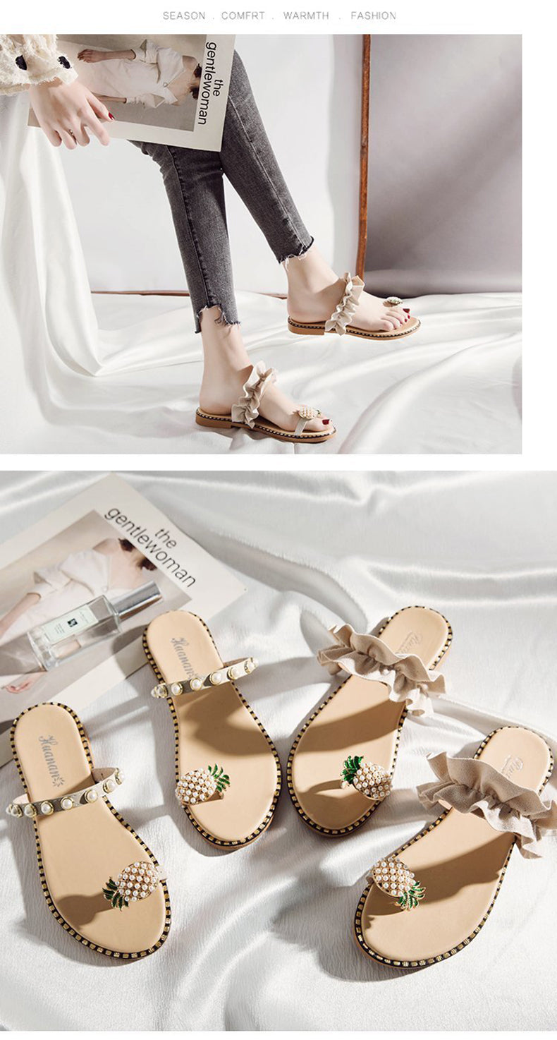 Pineapple Sandals Online