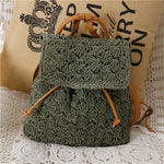 handmade rattan bag NZ