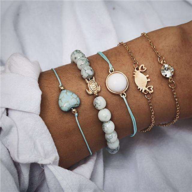 Beautiful Boho style Bracelets