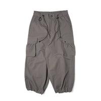 Cargo Balloon Pants