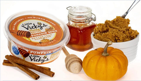 CLEARANCE ITEM!! PUMPKIN PIE HONEY BUTTER