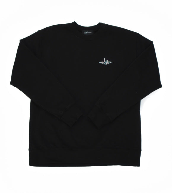 Signature Series Crew Neck - Black