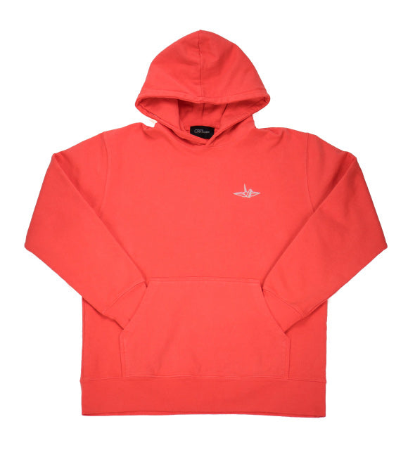 Signature Series Hoodie - Solar Red
