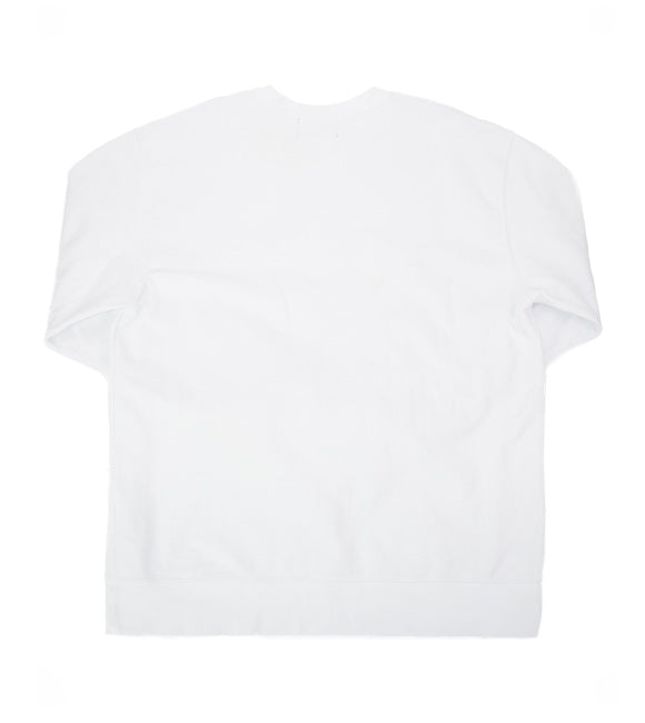 Signature Series Crew Neck - White