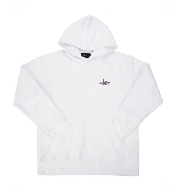 F1 Heavyweight Signature Series Hoodie - White