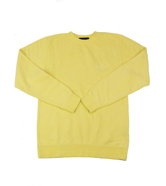 Wasabi Crew Neck - Yellow