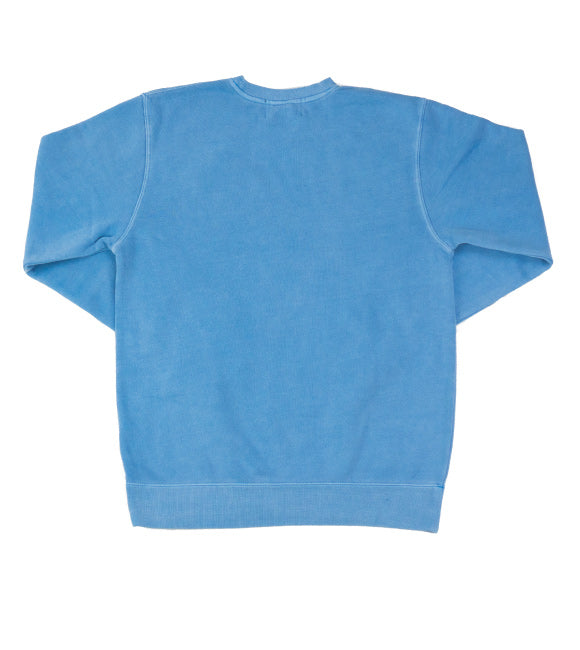 Wasabi Crew Neck - Blue