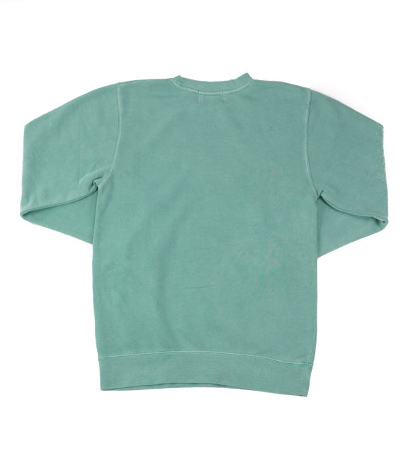 Wasabi Crew Neck - Green