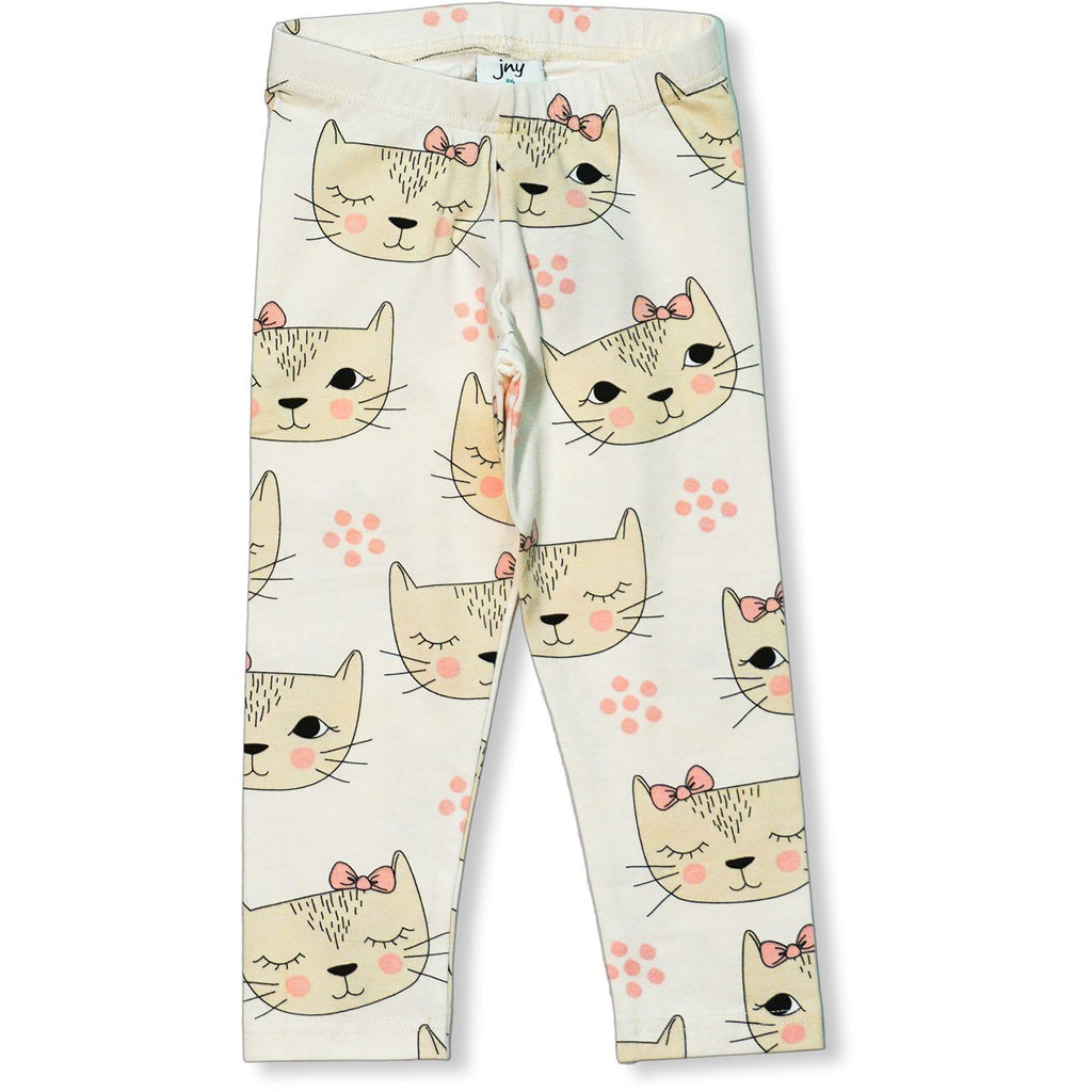 JNY - Leggings Dreaming Cat - PopSee Online