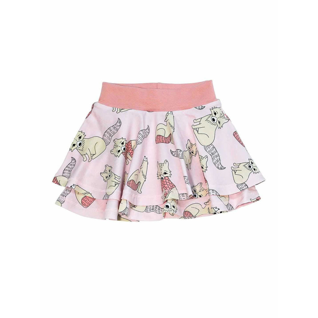 JNY - Twist Skirt Polar Fox - PopSee Online