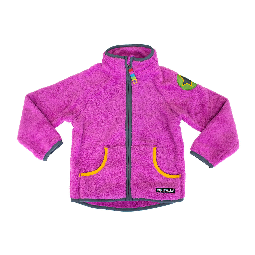 Villervalla - Lotus Fleece Jacket