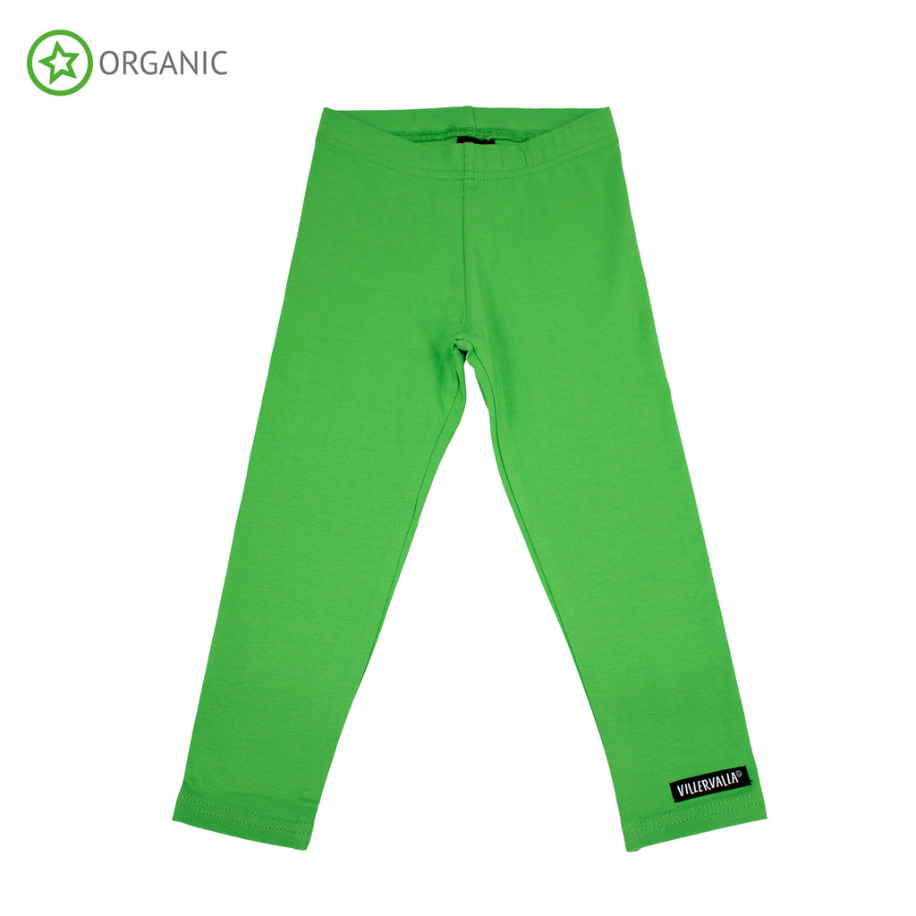 Villervalla - Pea Green Leggings