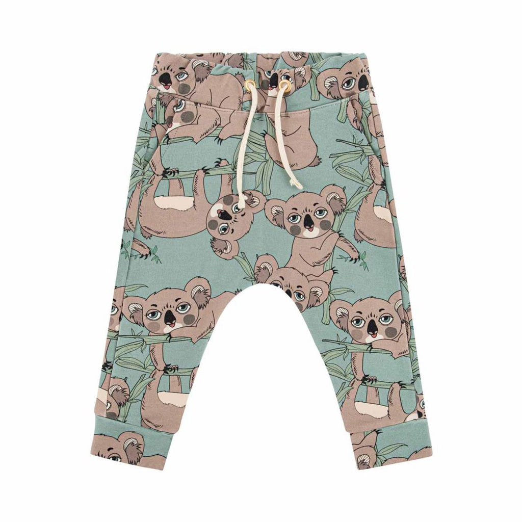 Dear Sophie -  Koala Sea-Green | Pants