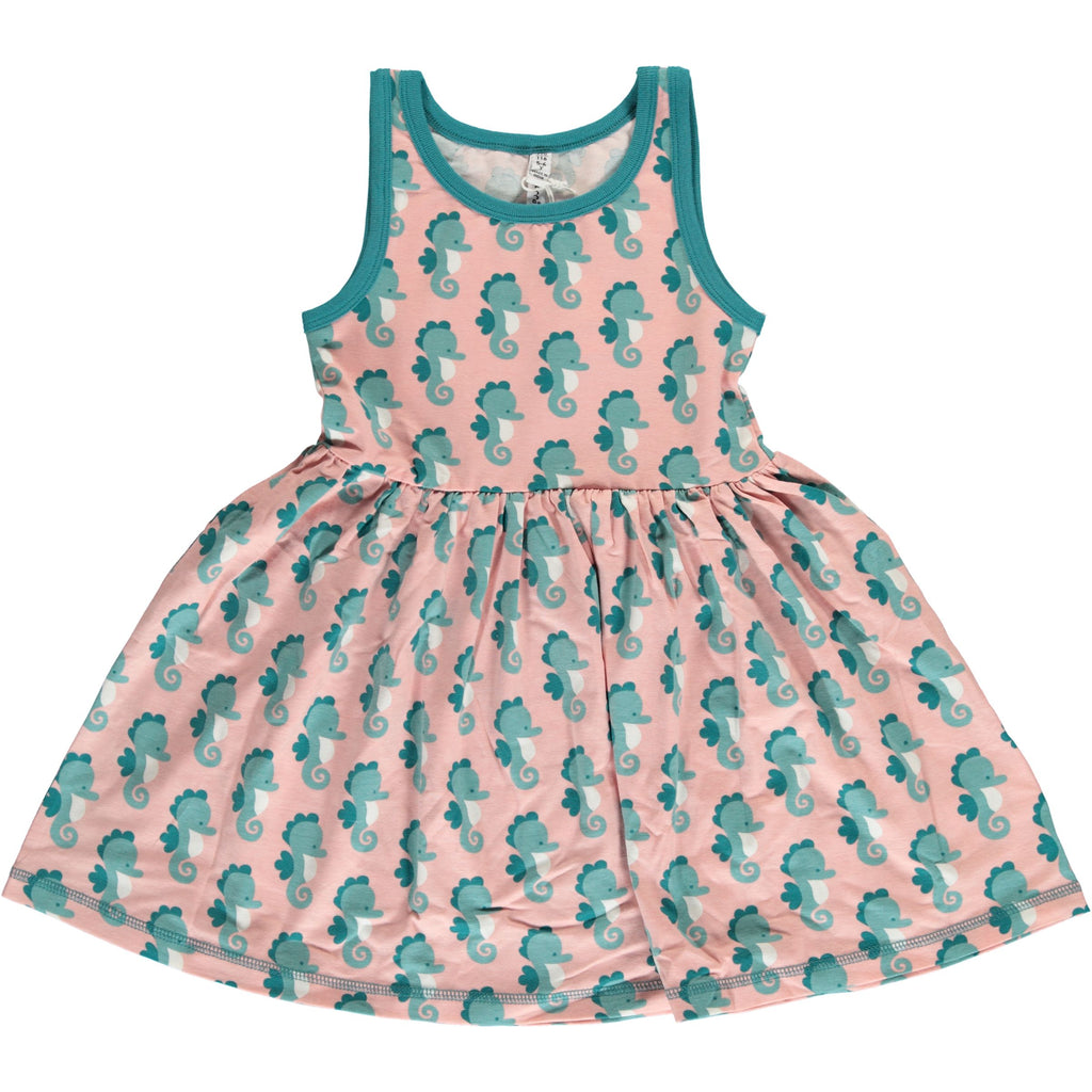Maxomorra - Dress Spin NS Seahorse - PopSee Online