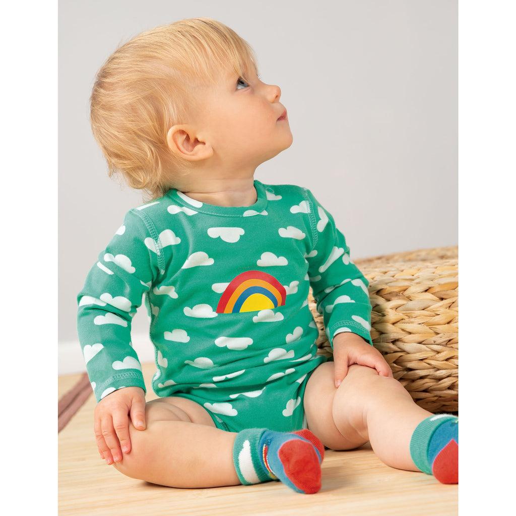 Frugi - Lerryn long sleeve Body