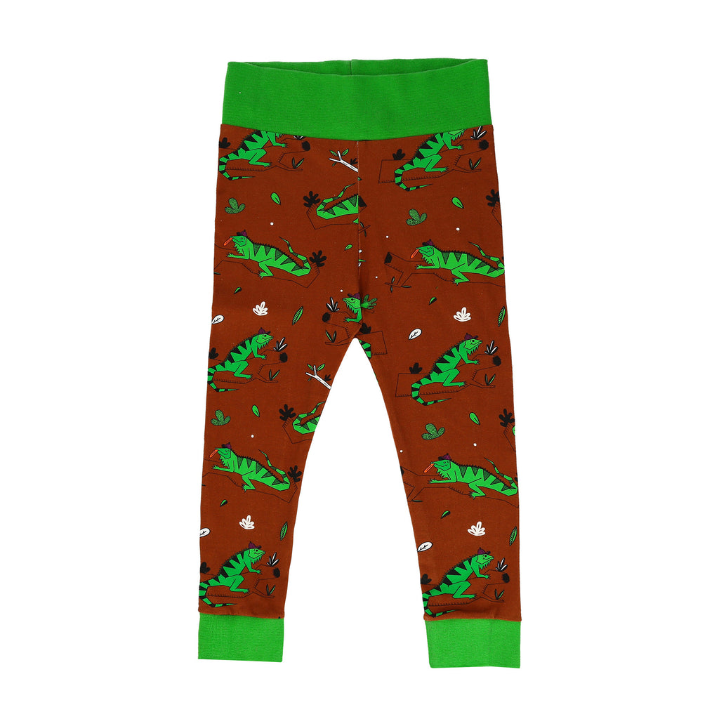 Raspberry Republic - Baggypants Ignacio the Iguana Brown - PopSee Online