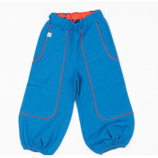 Alba of Denmark - Hobo Baggy Pants - Snorkel Blue