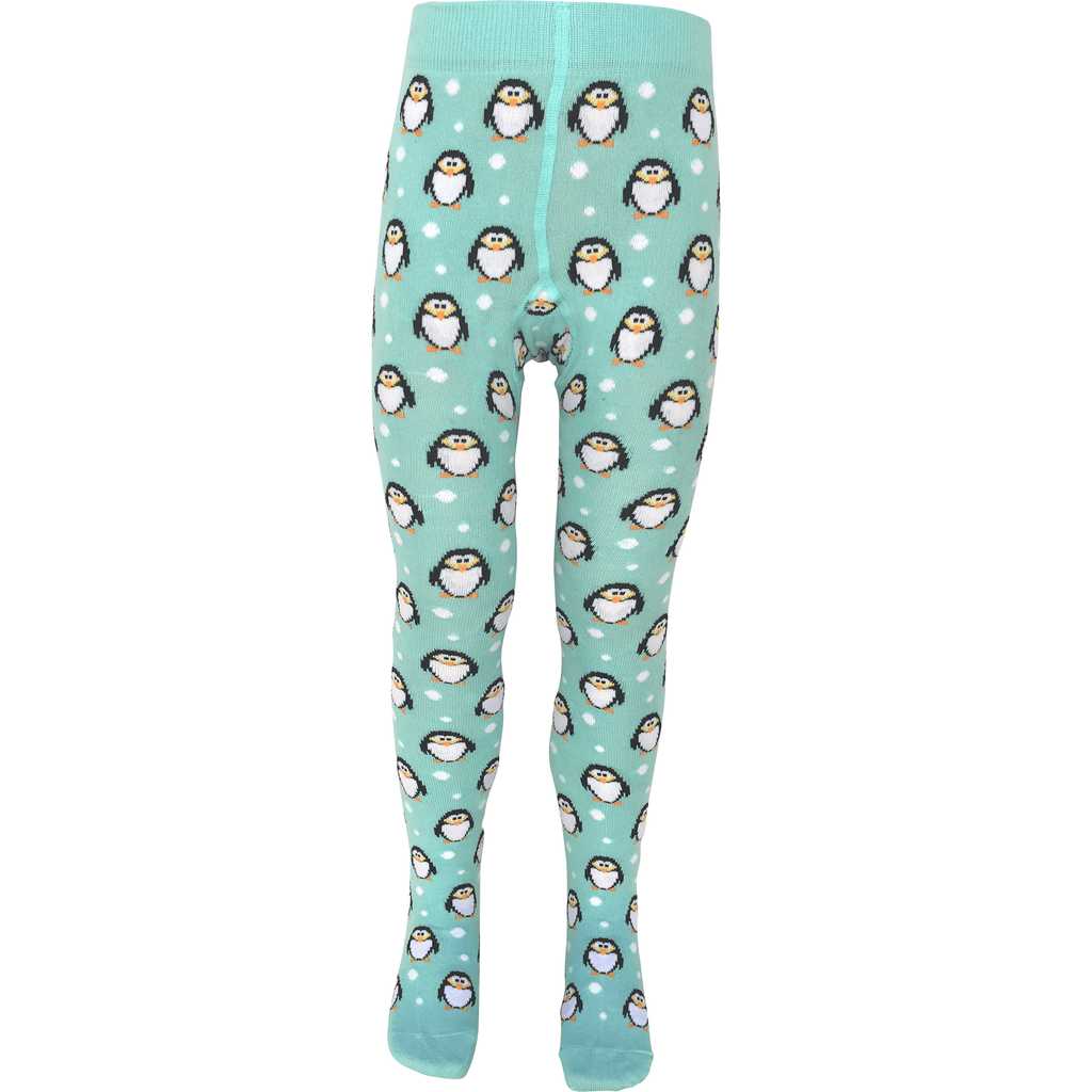 Slugs & Snails - Chill Penguins Tights