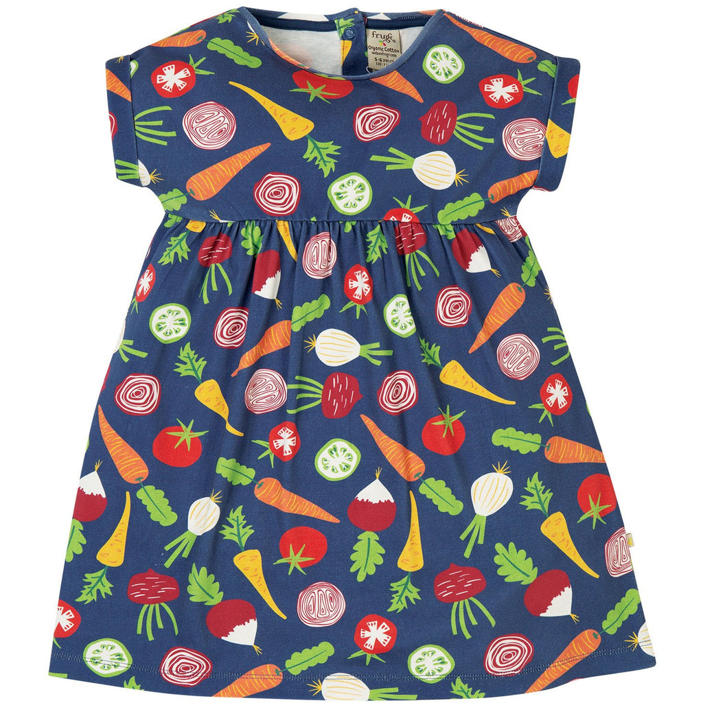 Frugi - Felicity Dress Homegrown - PopSee Online