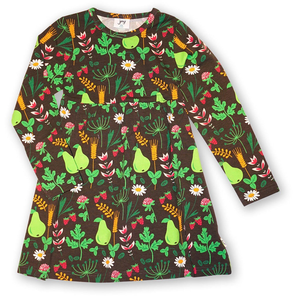 JNY - Sweetdress L/S Spring Greenery