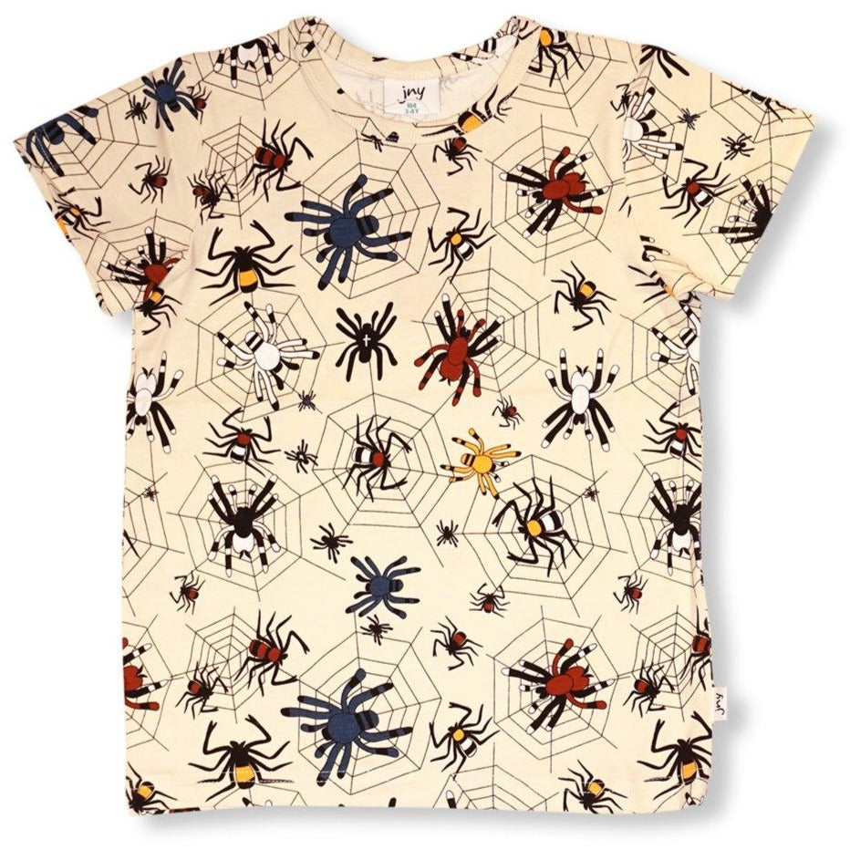 JNY - Happy Spider T-shirt (last one sz 18-24M)