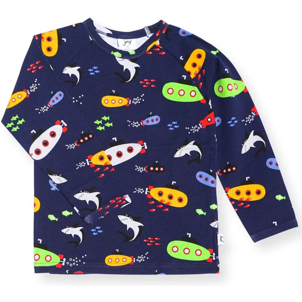 JNY - Submarine Long Sleeve Top
