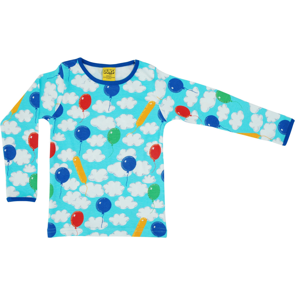 Duns Sweden - A Cloudy Day Long Sleeve Top
