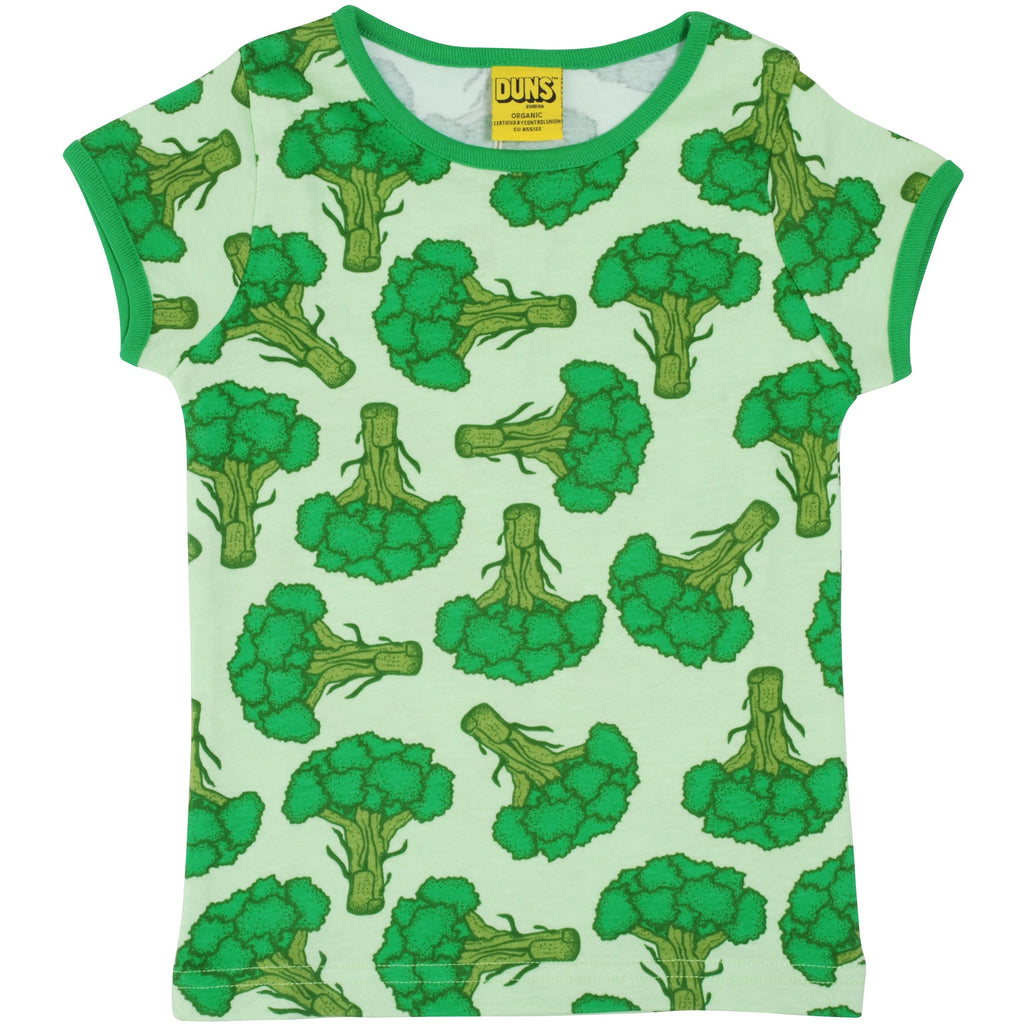 Duns Sweden - Broccoli Short Sleeve Top