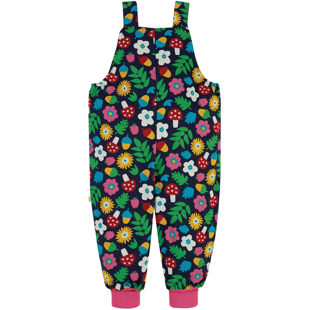 Frugi - Parsnip Dungaree - Indigo Lost Words