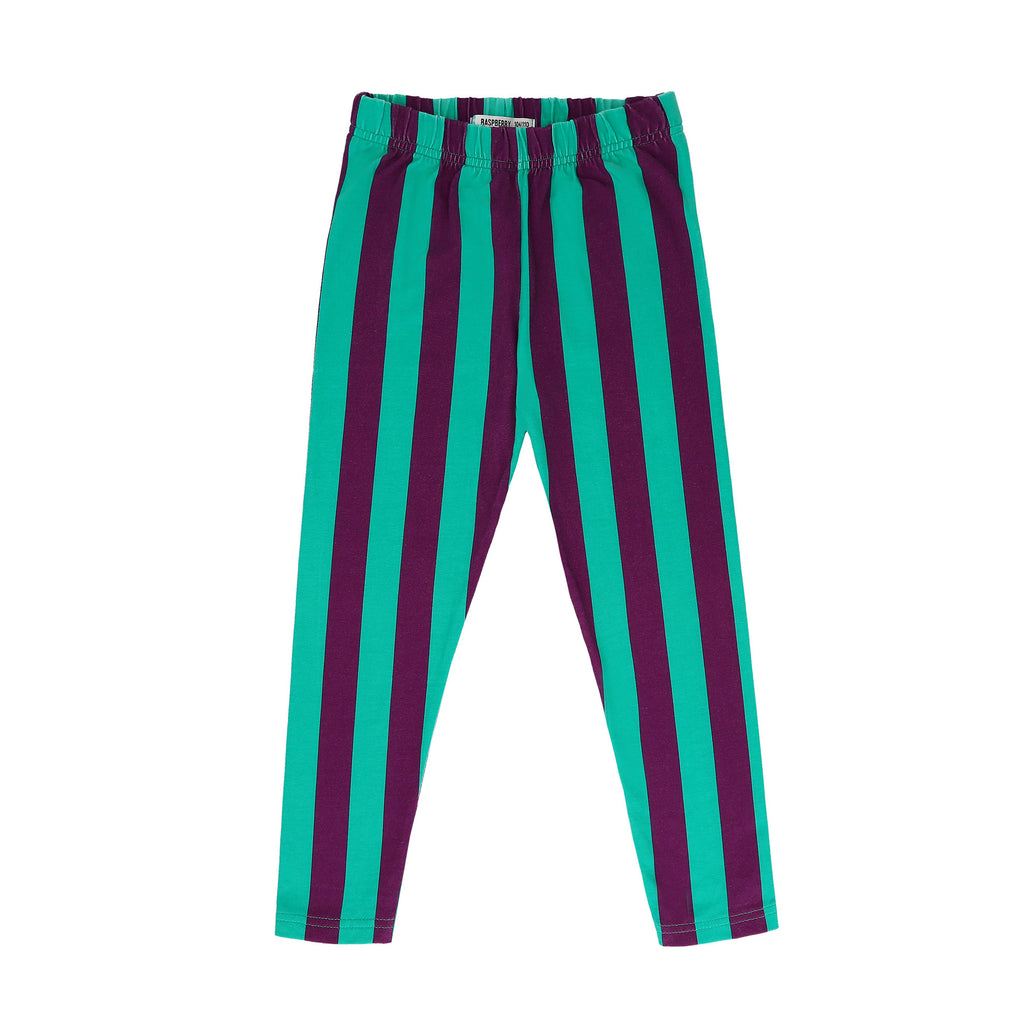 Raspberry Republic - Stripetastic leggings - PopSee Online