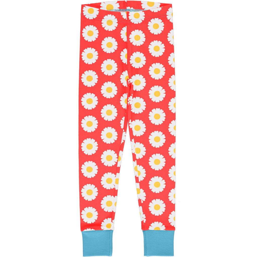 Maxomorra - Leggings Cuff DAISY