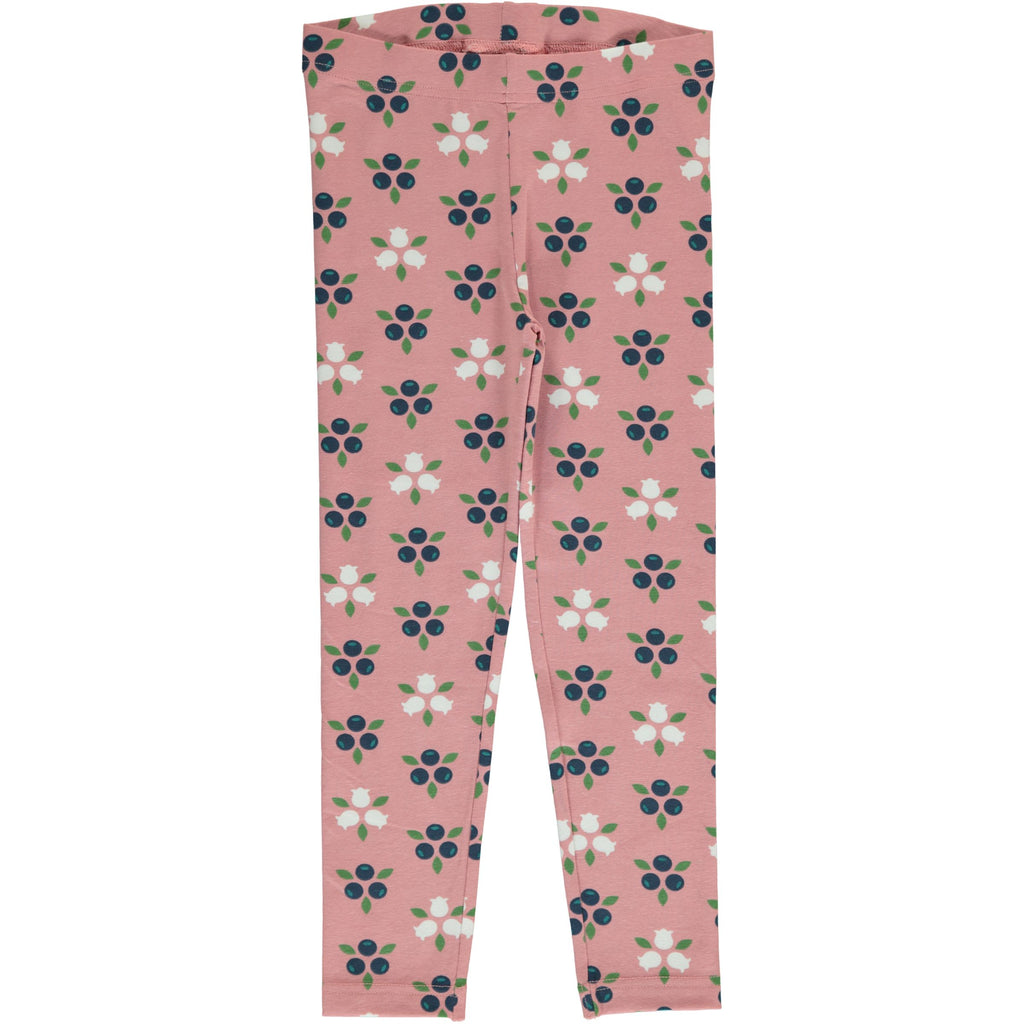 Maxomorra - Leggings Blueberry Blossom