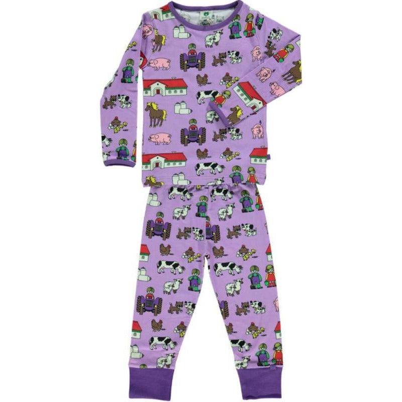 Småfolk - PJs Nightwear Farm - Viola