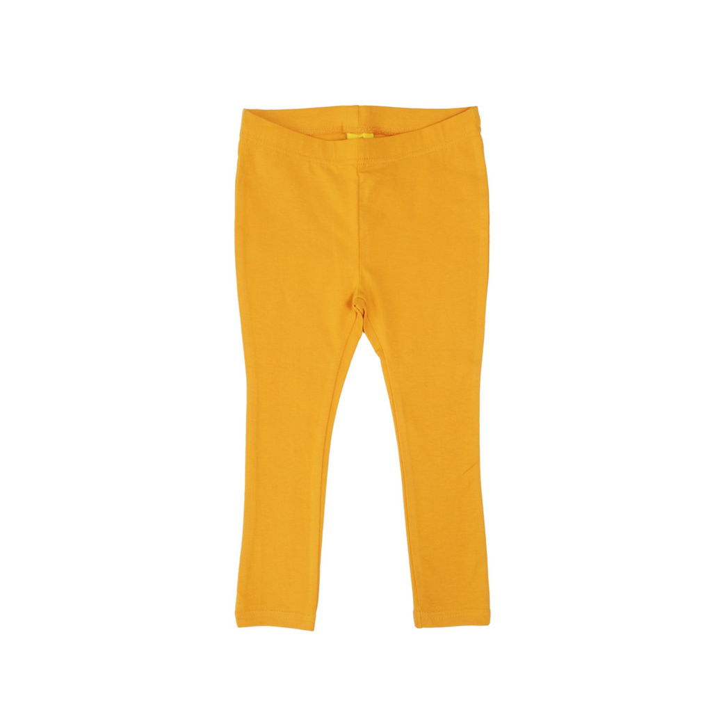 More than a Fling - Mustard Leggings - PopSee Online