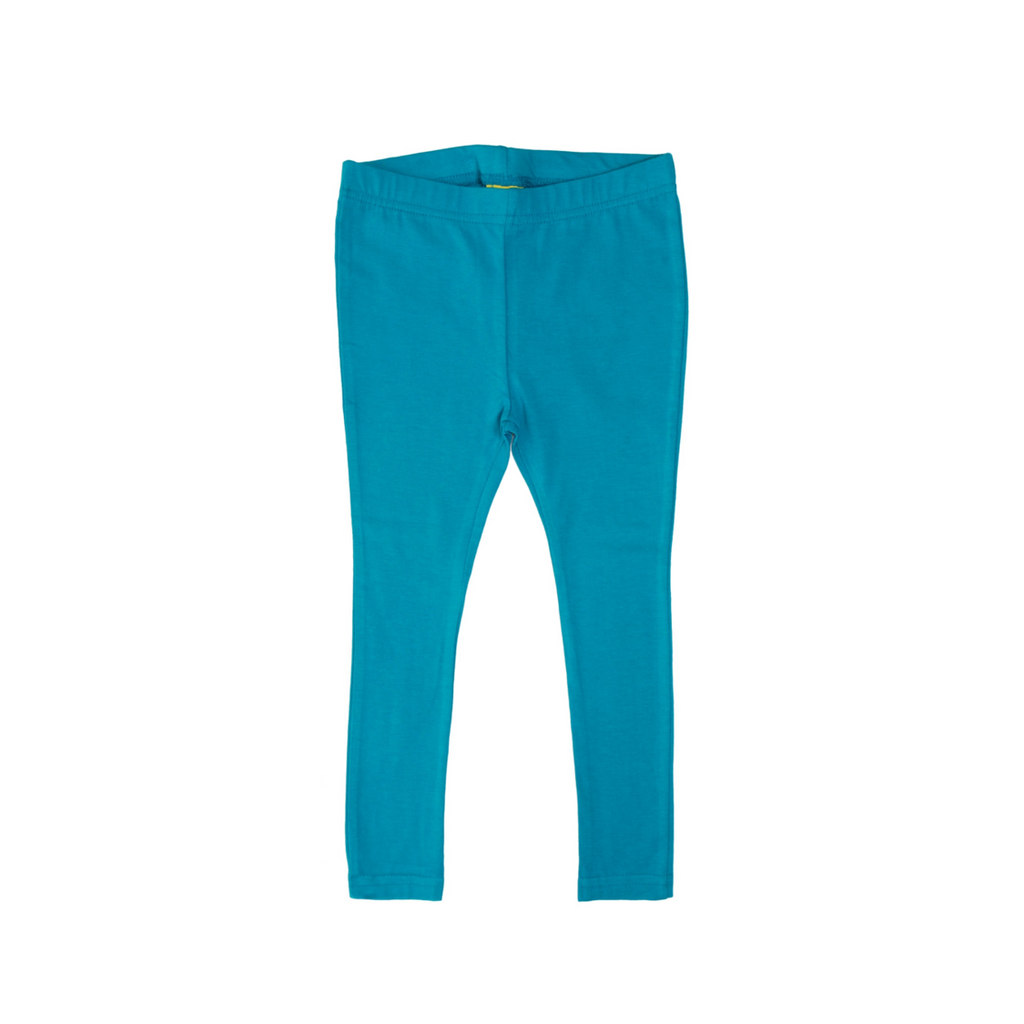 More Than a Fling - Leggings Teal - PopSee Online