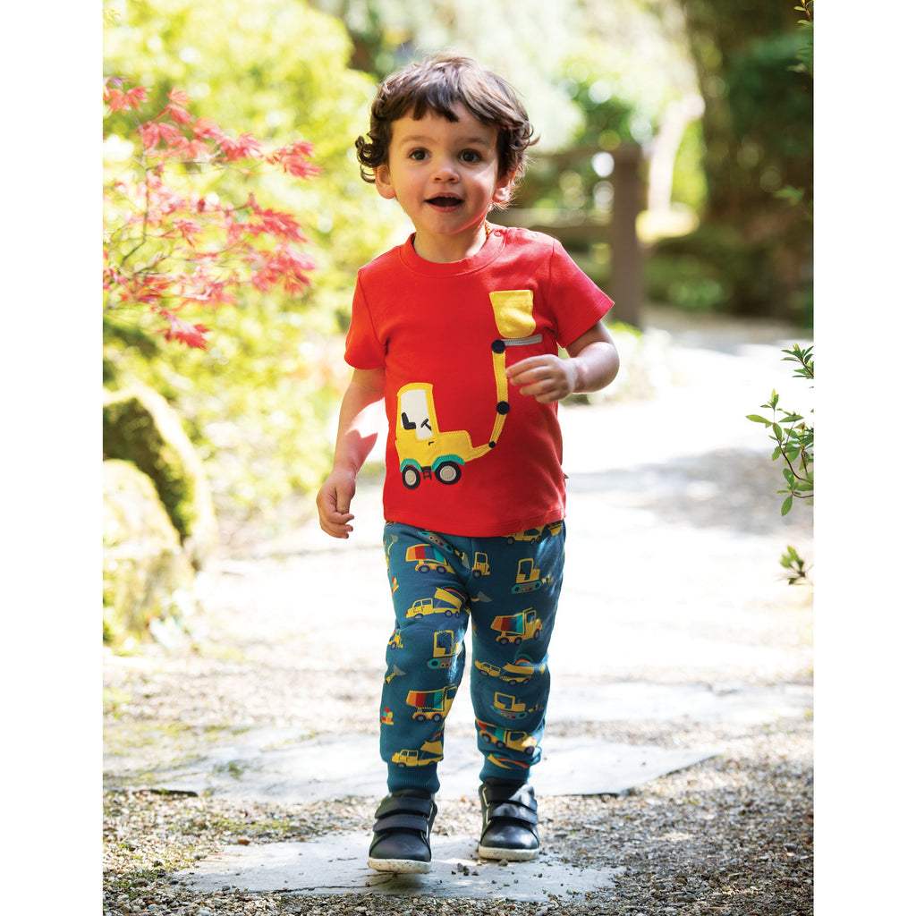 Frugi - Polzeath Pocket Top