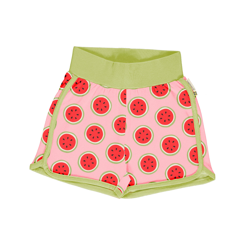 Maxomorra - Runner Shorts WATERMELON