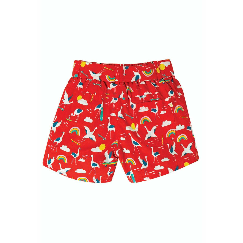 Frugi - Seren reversible shorts
