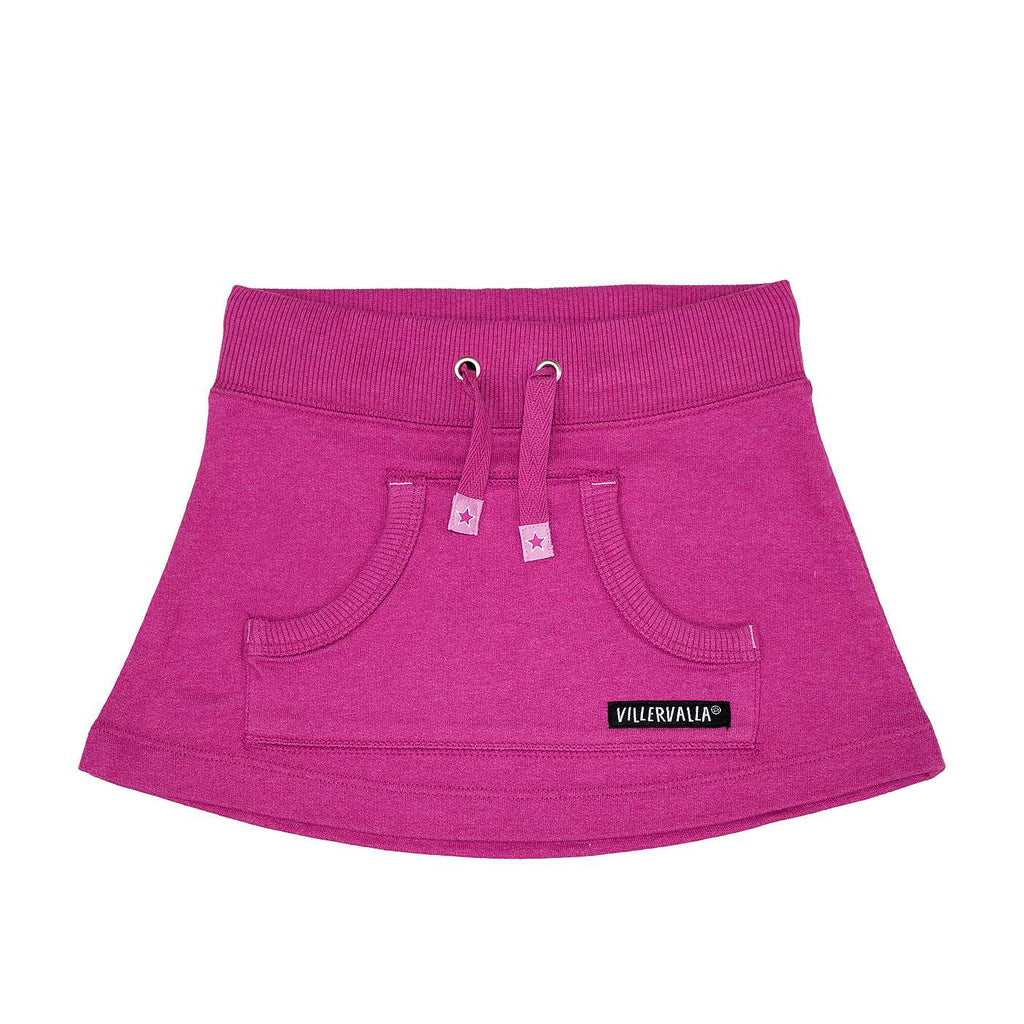 Villervalla - Raspberry Basic Skirt