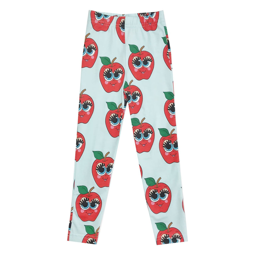 Hugo Loves Tiki - Apples Leggings