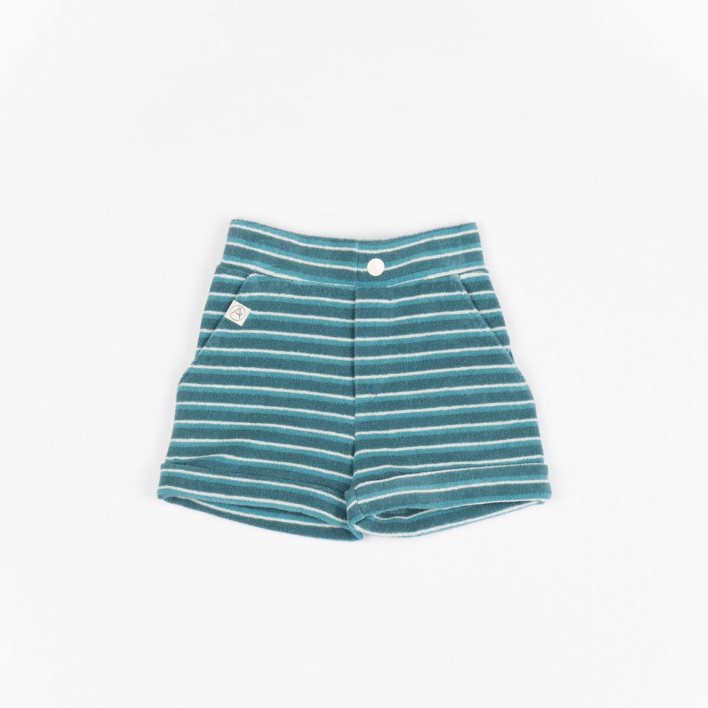 Alba of Denmark - Graham Shorts Tapestry Striped - PopSee Online