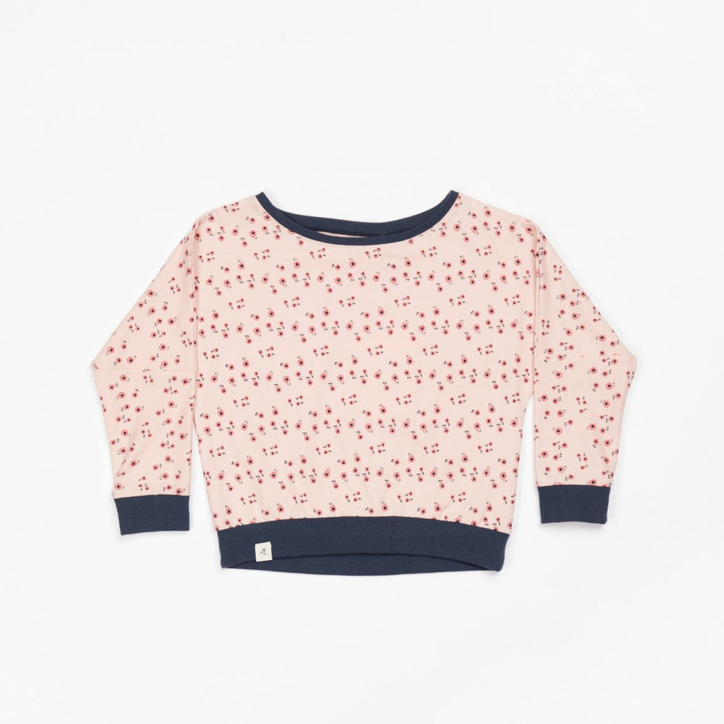 Alba of Denmark - Holly Blouse Misty Rose Wild Flower - PopSee Online