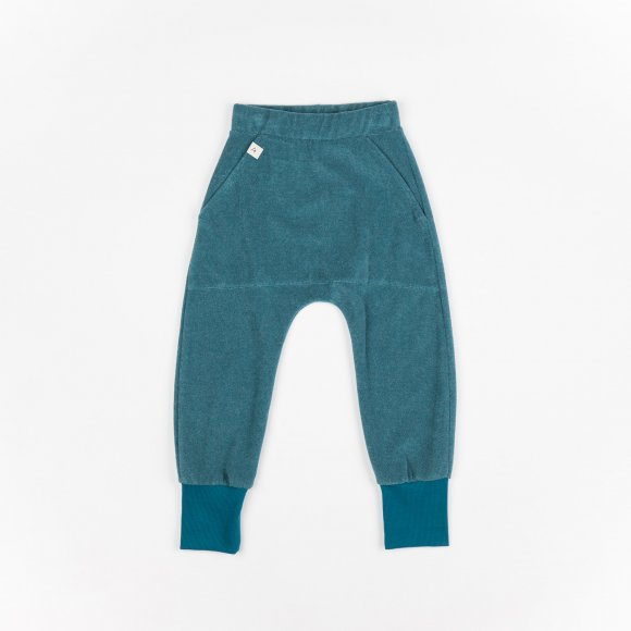 Alba of Denmark - Mason Pants Lyons Blue Striped - PopSee Online