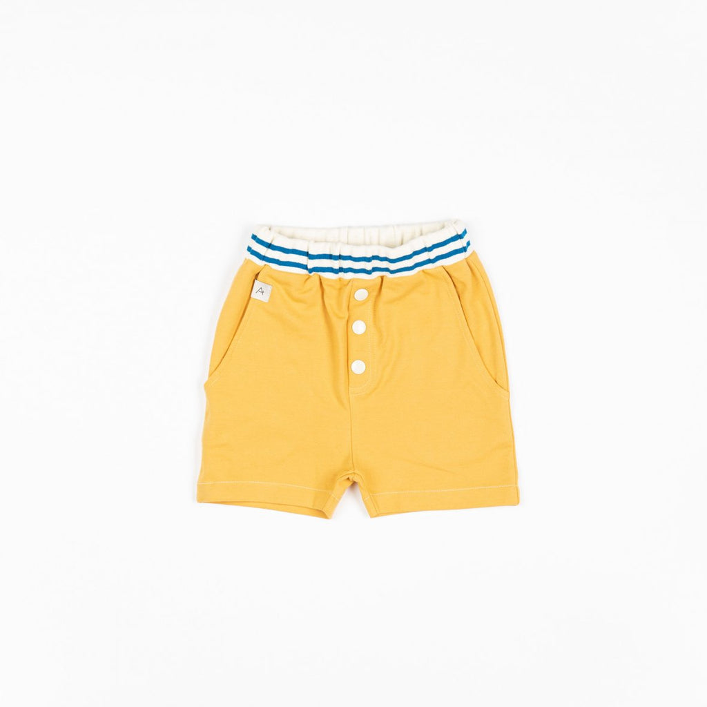 Alba of Denmark - Mike Knickers Shorts - Bright Gold