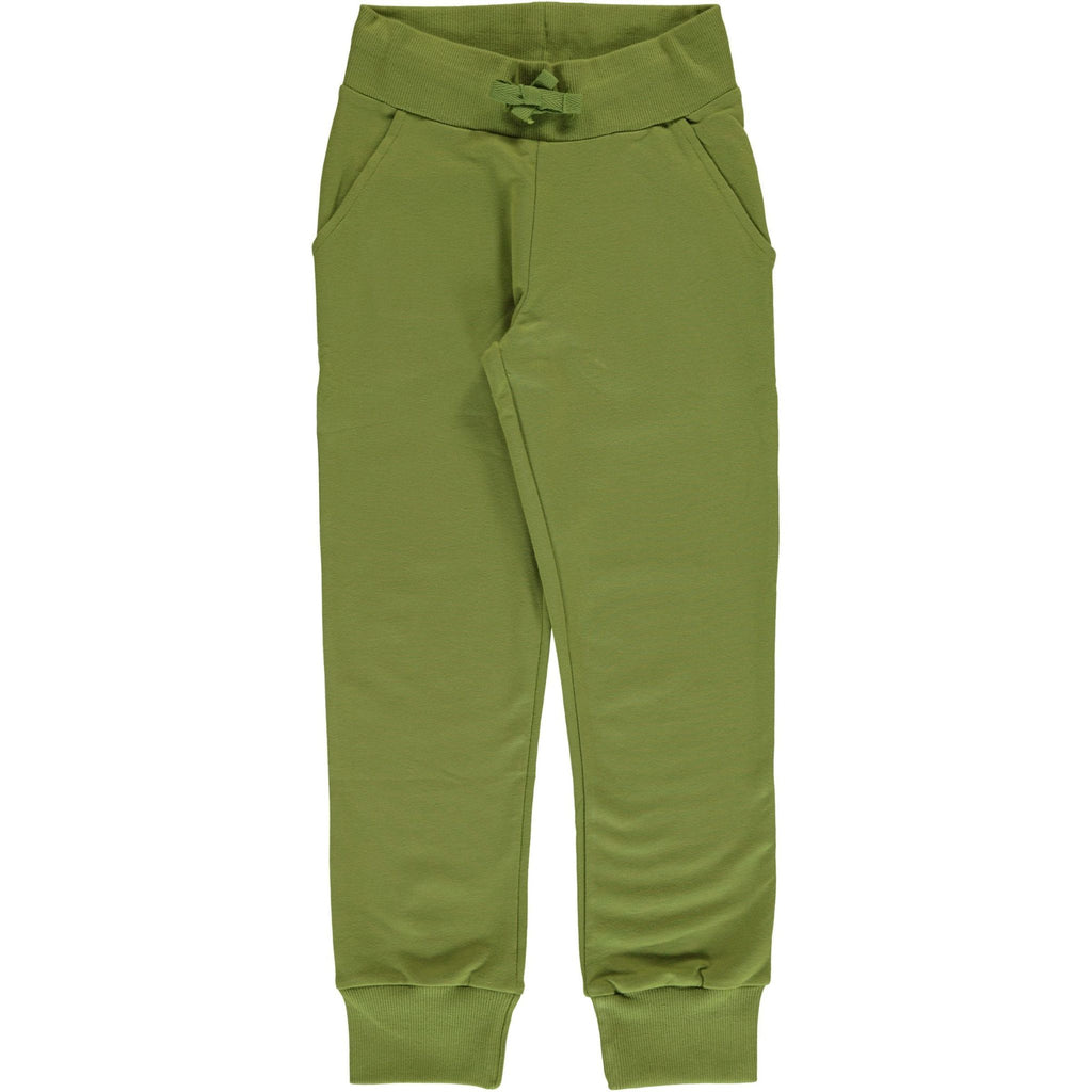 Maxomorra - Sweatpants Apple Green - PopSee Online
